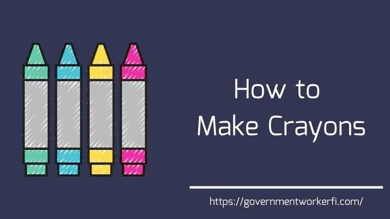 How To Make Amazing Crayons With Crayon Molds