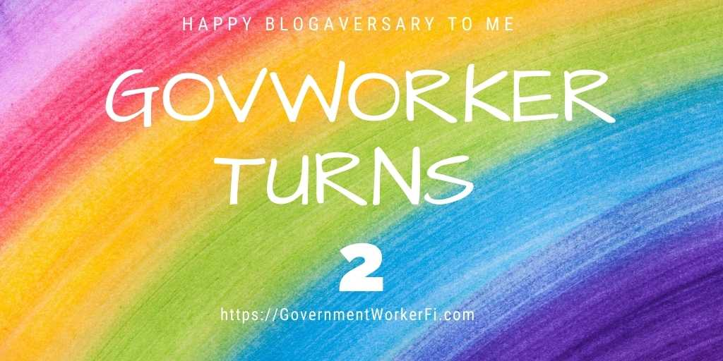 Reflections on 2 years of blogging