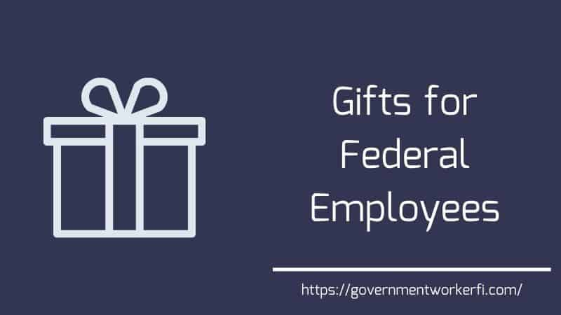 Gift ideas for federal employees