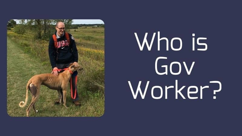 Blogger Identity Reveal: Who is Gov Worker?