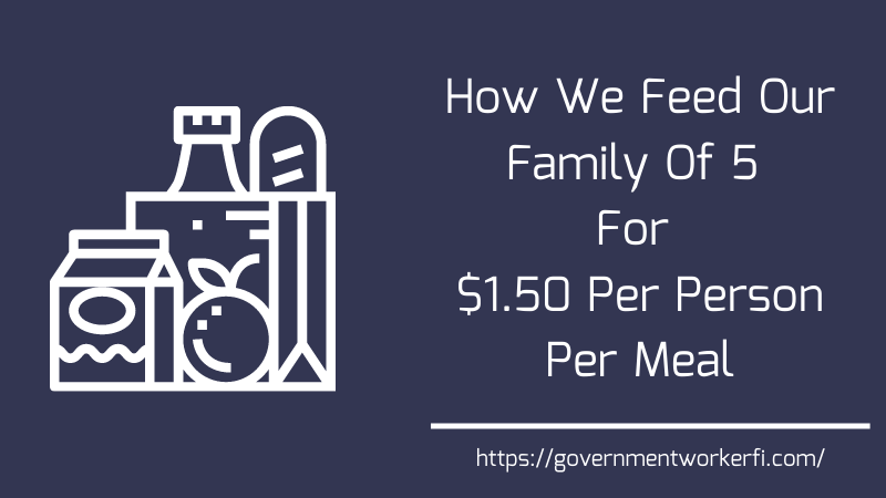 Gluten Free Meal Plan On A Budget: How We Feed Our Family Of 5 For $1.50 Per Person Per Meal